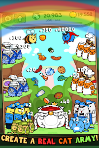 Kitty Cat Clicker - Hungry Cat Feeding Game 1.1.3 screenshot 3