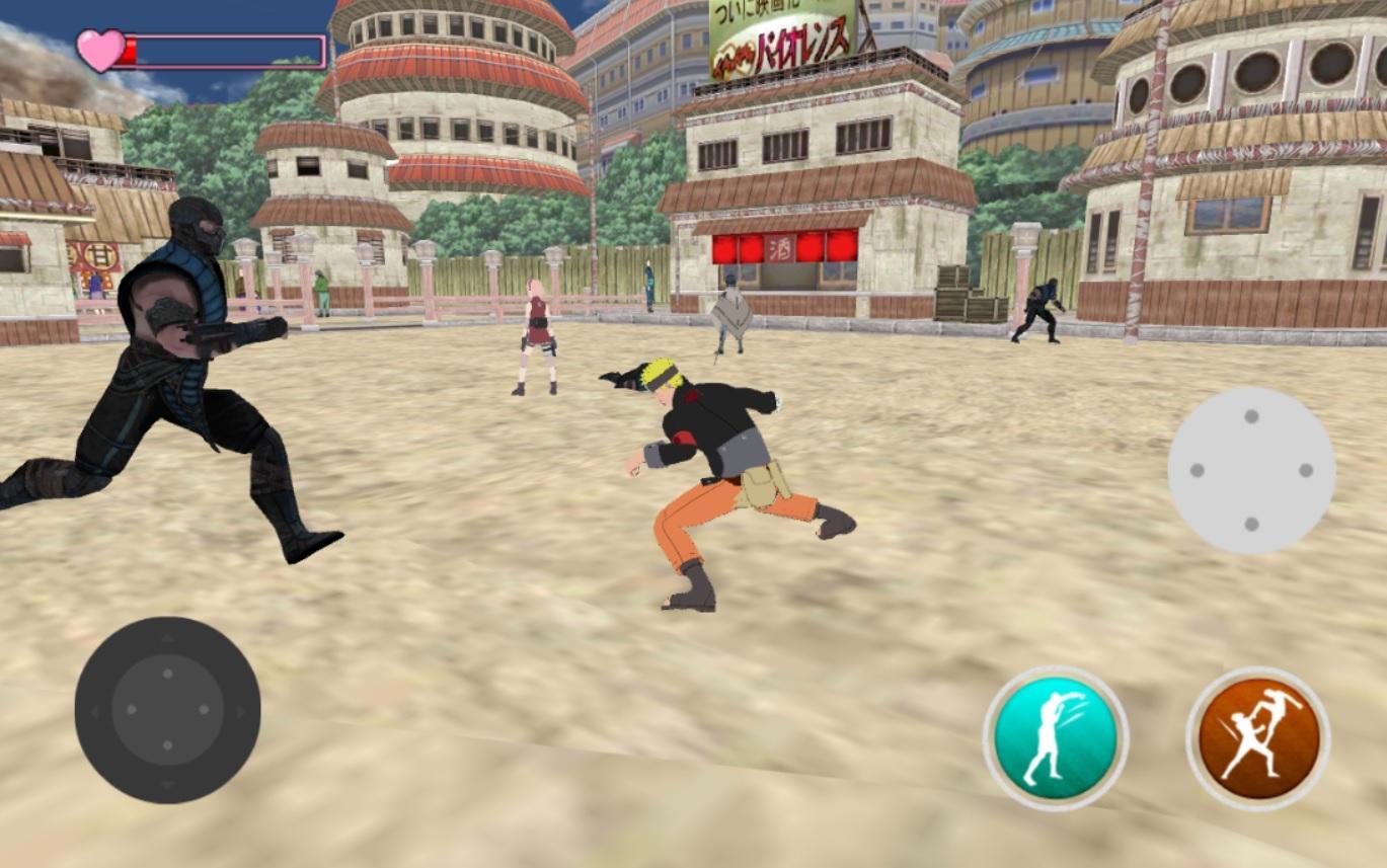 Ultimate Ninja: Shinobi Strikers 1 1 APK Download - Android