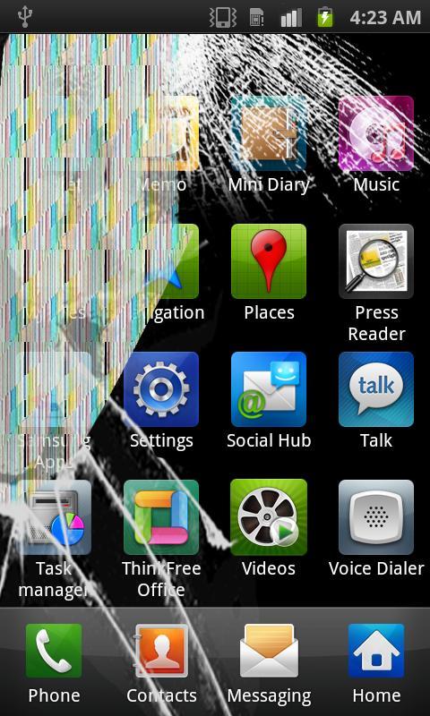 cracked screen pro apk