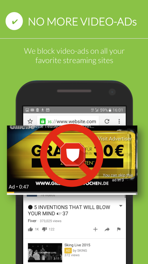 Block ads and pop-ups in all the main browsers