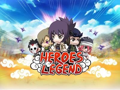 Heroes Legend 1.0.0 screenshot 1