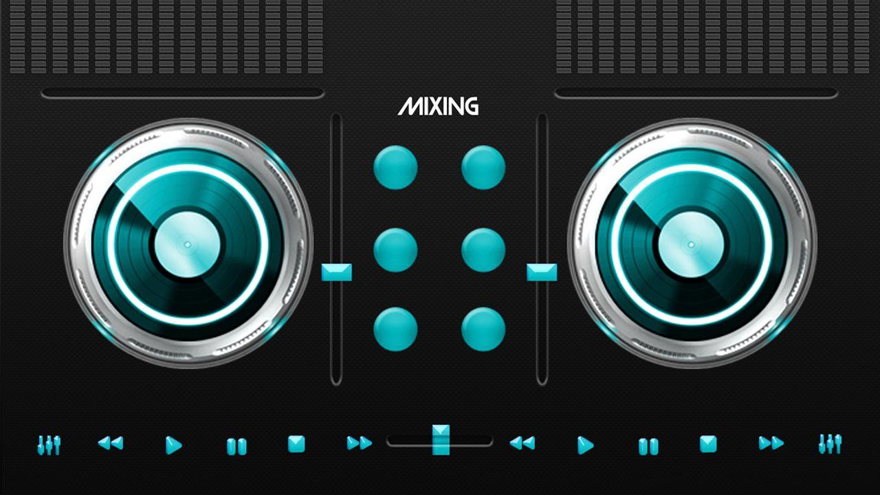Virtual DJ Mixer 2 1 APK Download - Android Entertainment Apps