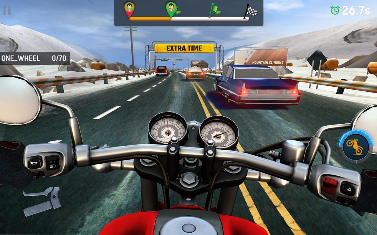 Bike Rider Mobile: Moto Race & Highway Traffic APK Download