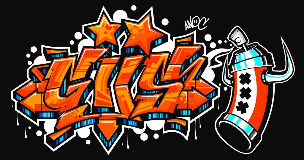 Diy Graffiti New