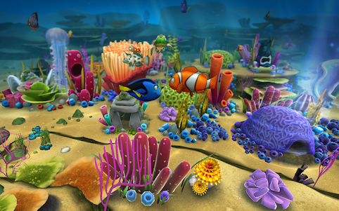 Dory's Reef 1.3.3 screenshot 5