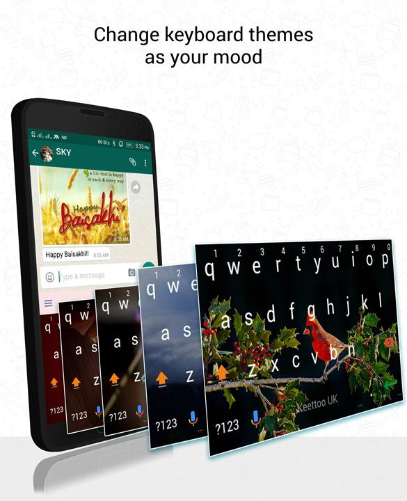 Keettoo Keyboard - More than a Keyboard 1 3 2 APK Download - Android