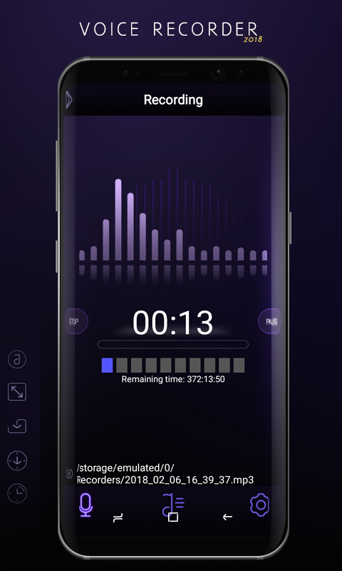 Voice Recorder - Audio Recorder 1 0 APK Download - Android Music