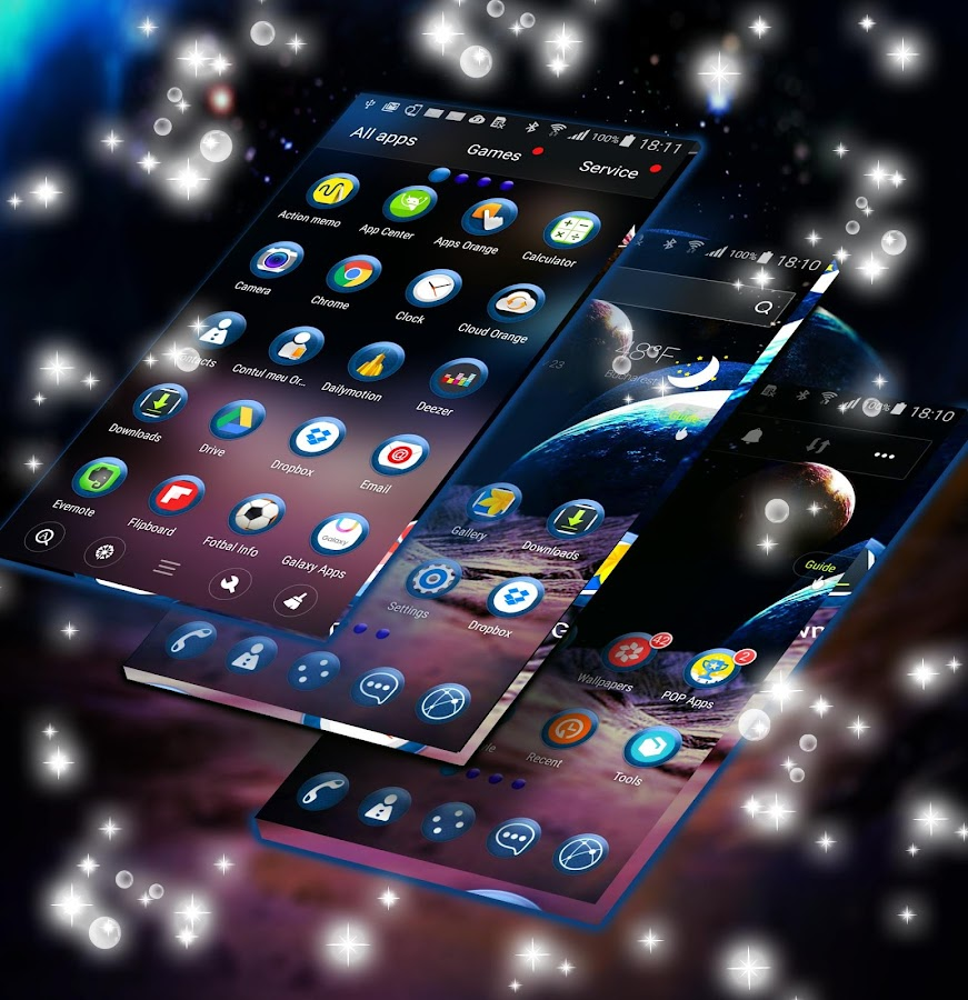 Planet Launcher Theme 1 264 1 25 APK Download - Android
