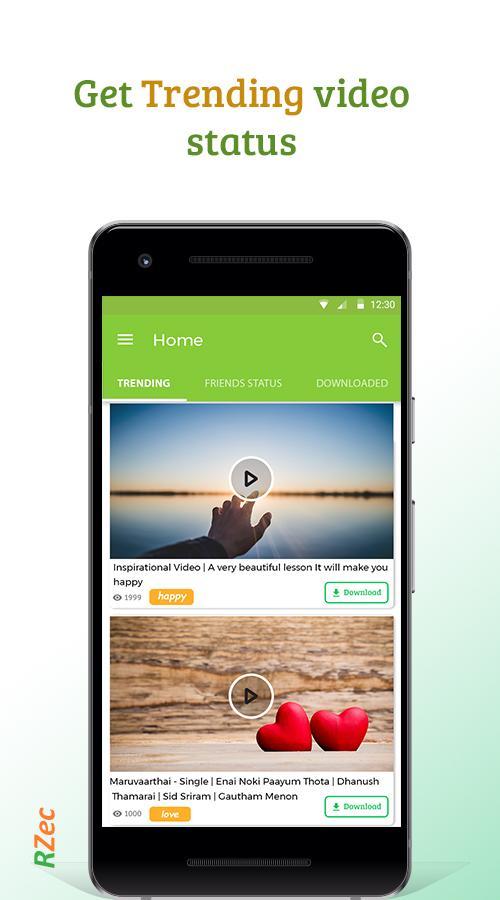 Rzec Tamil Whatsapp Status Videos 118 Apk Download