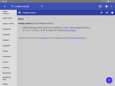 English Dictionary - Offline 4.1 screenshot 13