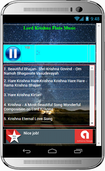 Lord Krishna Flute Music 2 0 APK Download - Android Music & Audio Apps