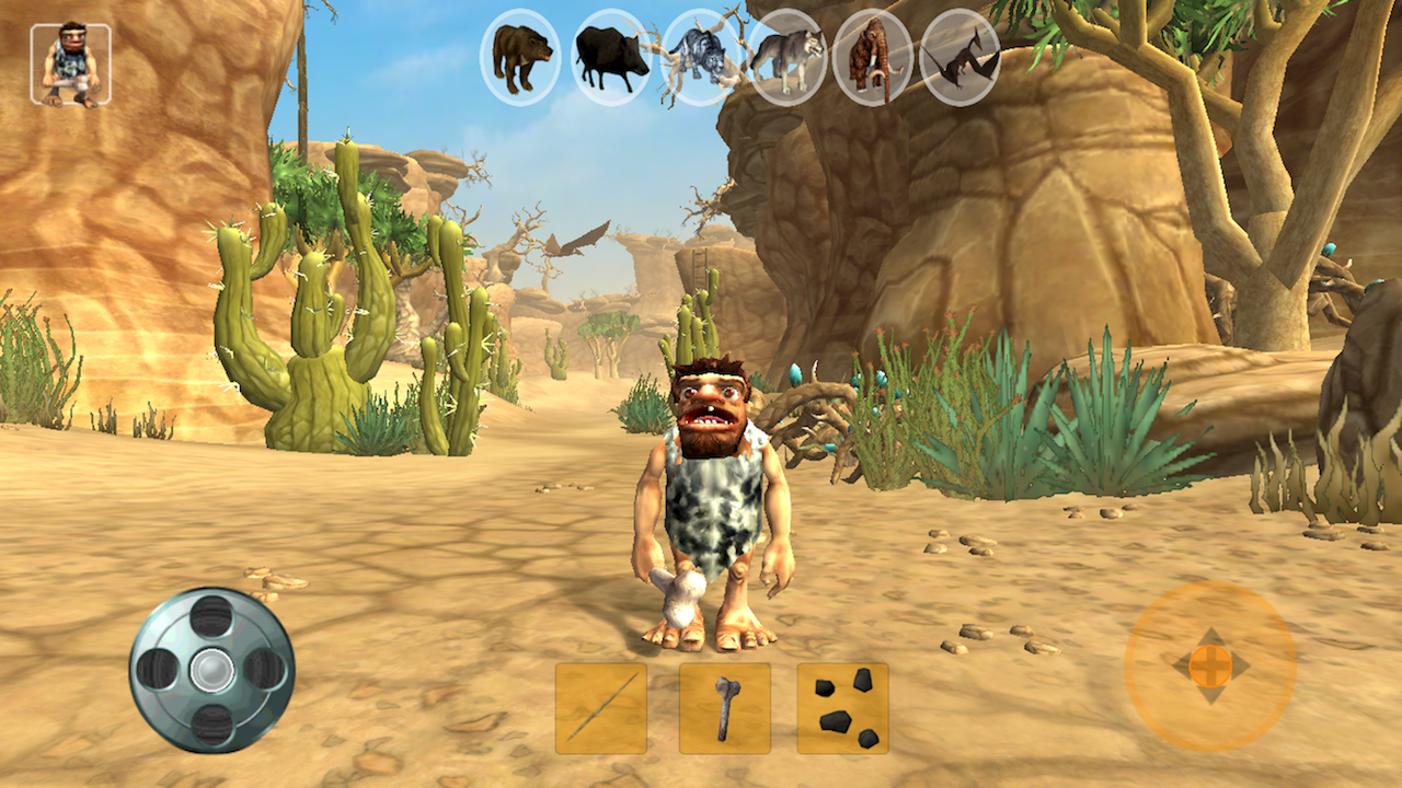 ... Caveman Hunter 1 screenshot 4 ...