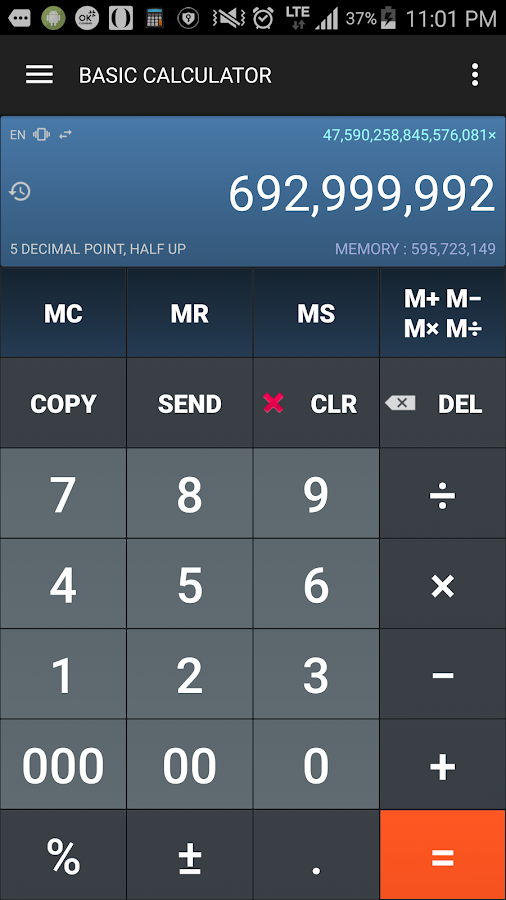 Smart Calculator 512 Apk Download Android Tools Apps