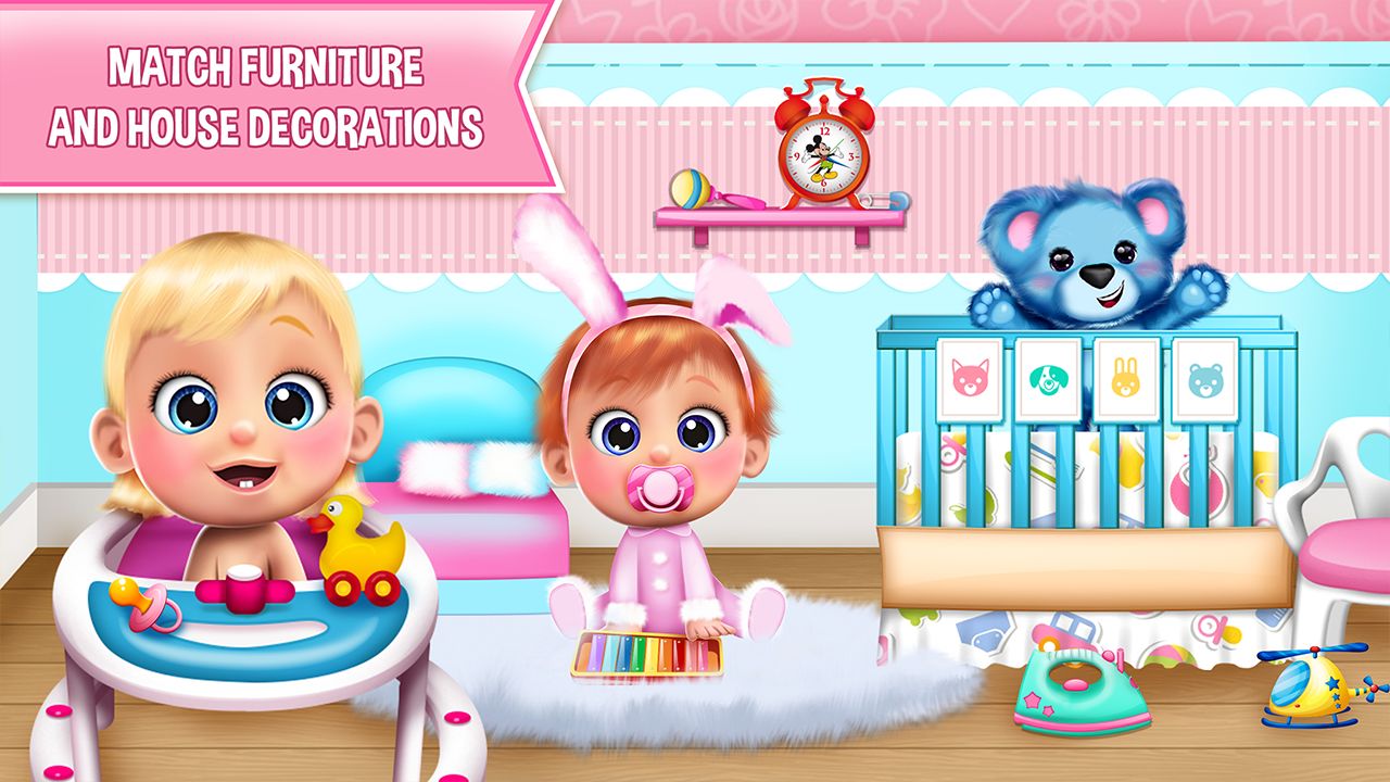 Sweet Baby Doll House Game 5 0 Apk Download Android Lifestyle Apps