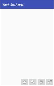 Work-Sat Alerta 1.0 screenshot 1