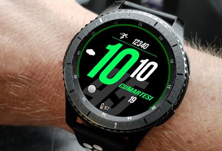 Rk Watch 104 (Green Digital) 1.0 screenshot 1