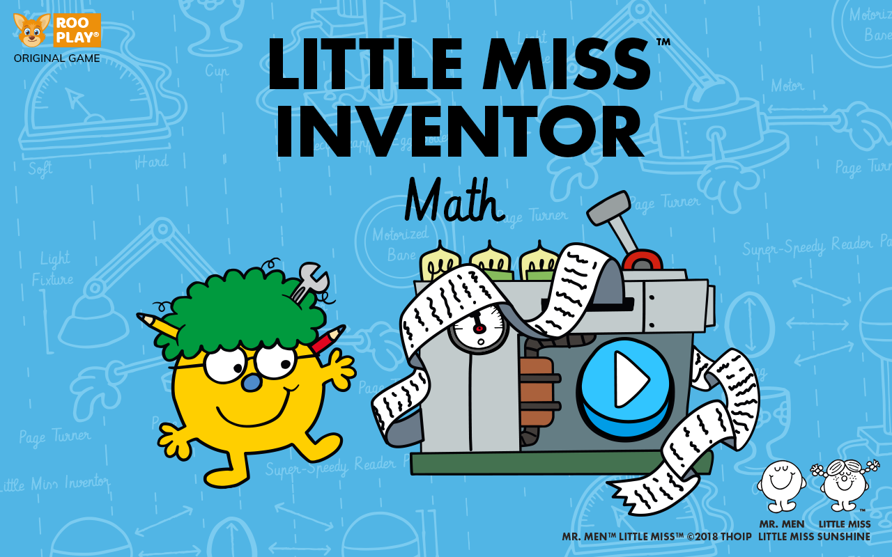 Little Miss Inventor: Math (Kindergarten-Grade 3) 1.1.3 APK Download ...