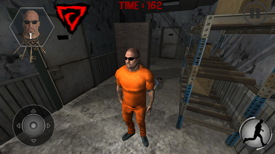 Prison Hitman Escape:Assassin 1.1 screenshot 5
