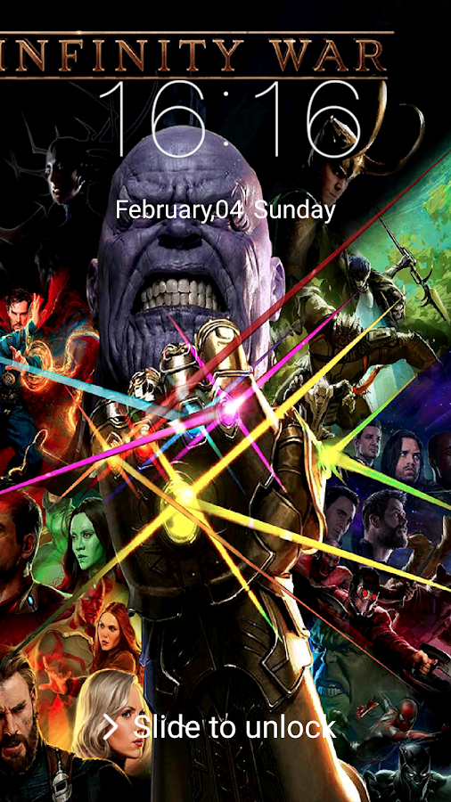 Avengers Infinity War Lock Screen Hd Wallpapers 300 Apk