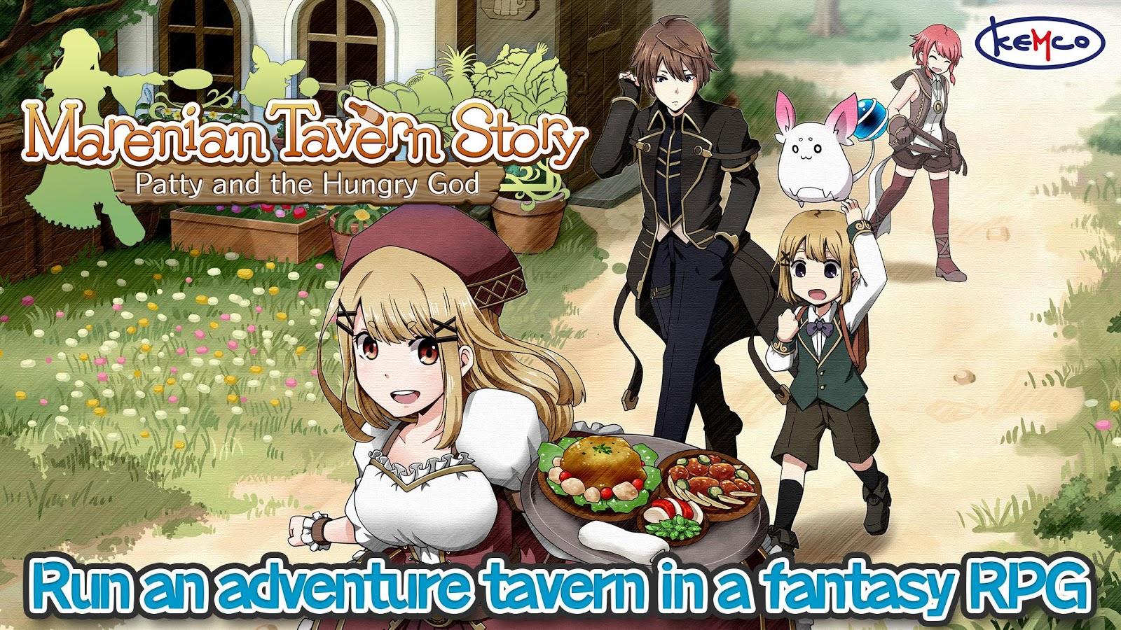 Premium] RPG Marenian Tavern Story 1 1 4g APK Download
