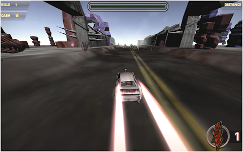 Road Rush: Death Race 1.1 screenshot 2