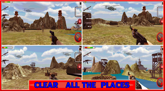 Frontline Adventure War 1.0.1 screenshot 3