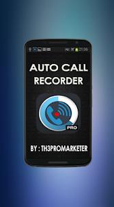 Auto Call Recording 2.0 screenshot 1
