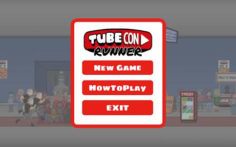 Tubecon Runner 0.1 screenshot 1