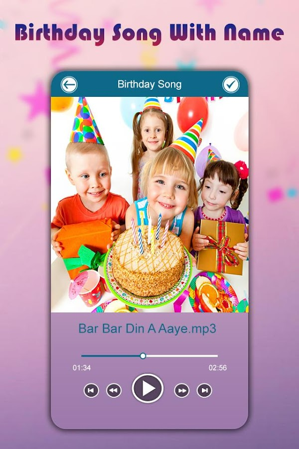 Birthday Song with Name 1 6 APK Download - Android Music & Audio Apps