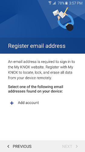 how to find knox app