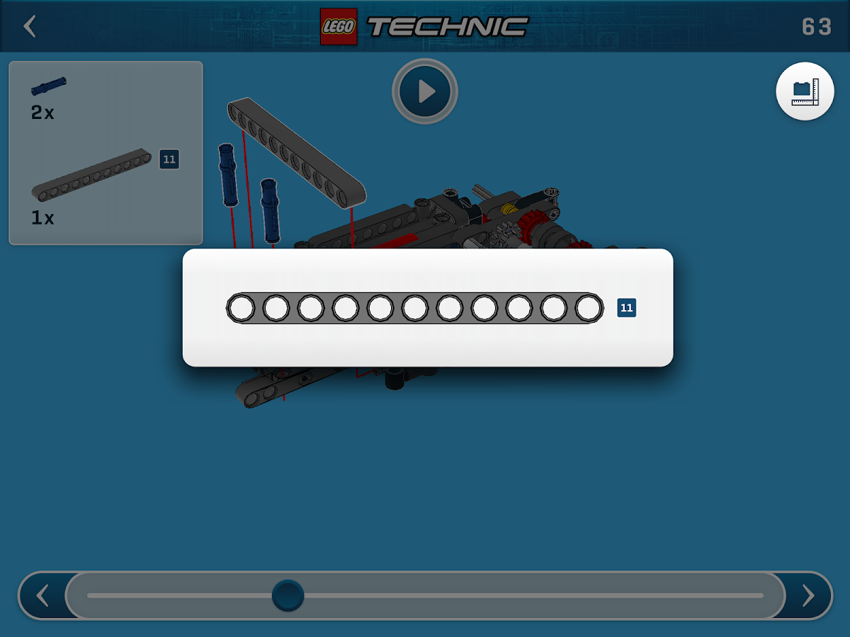 LEGO® Building Instructions 1 3 11 APK Download - Android Tools Apps