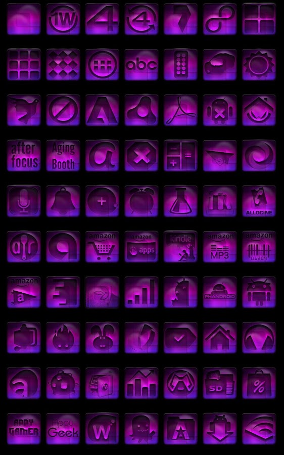 Girly Nebula - Icon Pack 1 1 APK Download - Android