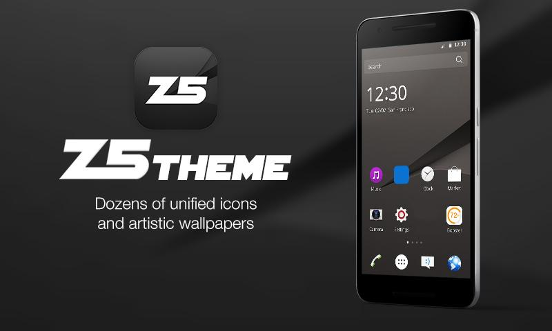 Z5 Theme for Launcher 1 0 2 APK Download - Android Tools Apps