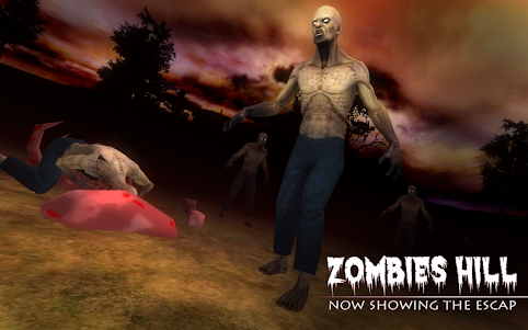 Zombies Hill 1.0 screenshot 14