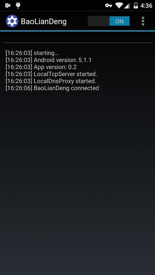 BaoLianDeng 0 9 2 APK Download - Android Communication Apps