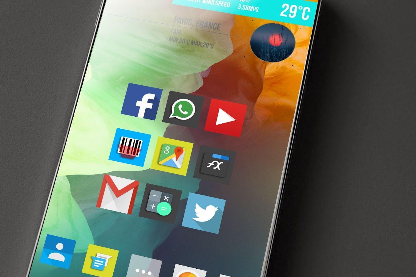 OnePlus 2 ultimate THEME NOVA 1 APK Download - Android