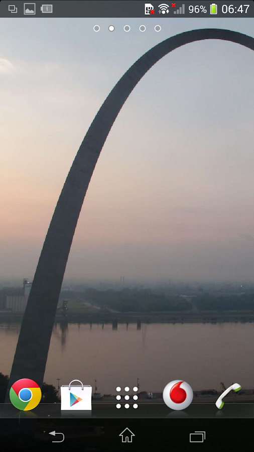 Gateway Arch Live Wallpaper 31 Apk Download Android