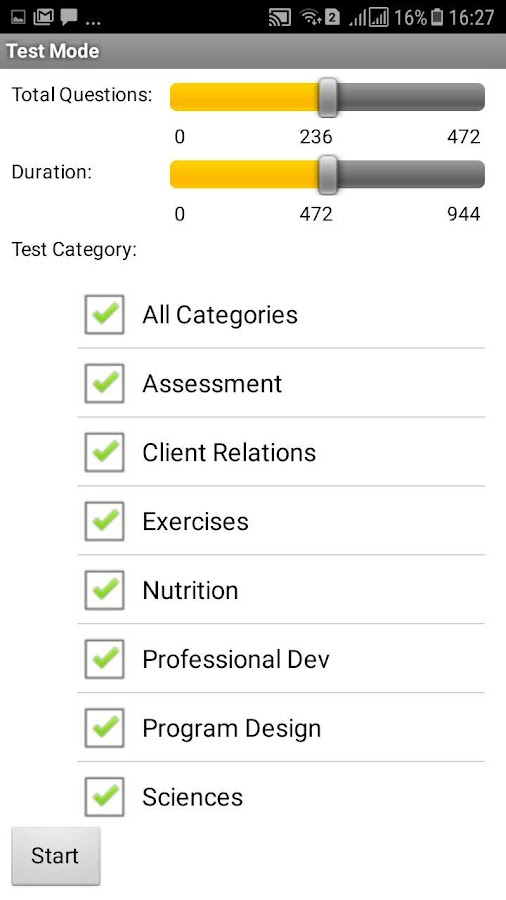 Nasm Certified Personal Trainer Exam Prep 23 Apk Download Android
