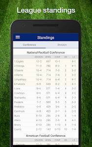 49ers Football: Live Scores, Stats, Plays, & Games 7.8.9 screenshot 14