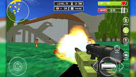 Cannibal Island Survival Games C10.2.3 screenshot 4