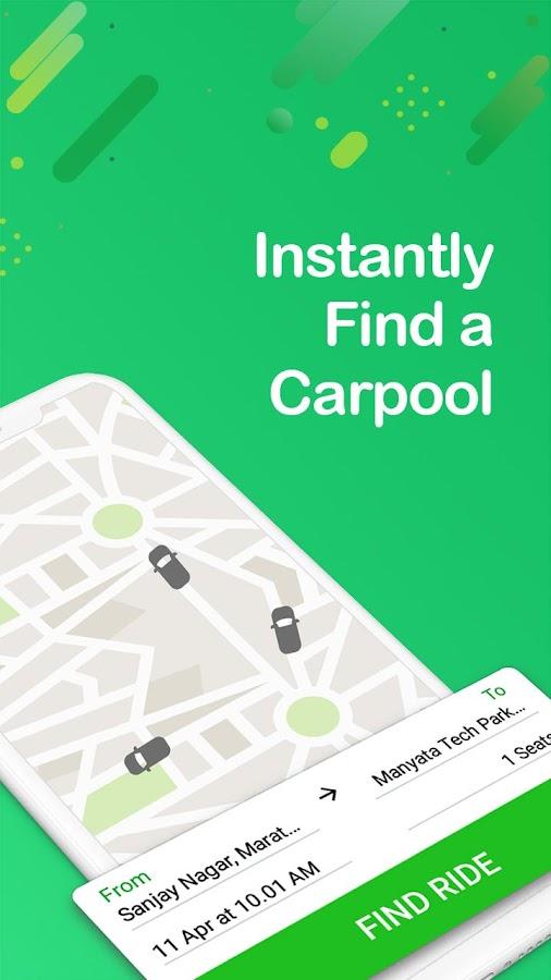Quick Ride, the Best Carpooling App in India 8 35 APK