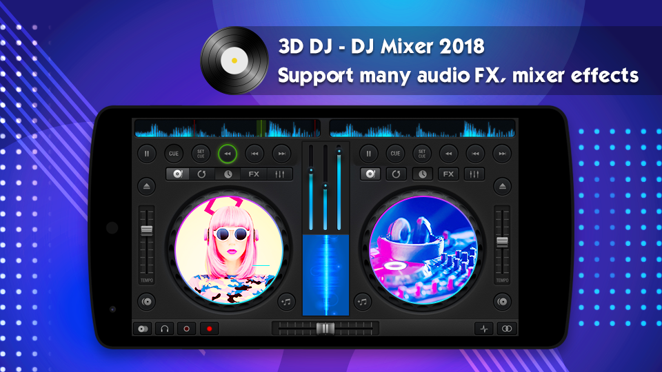 3D DJ – Music Mixer with Virtual DJ 6 6 101 APK Download - Android