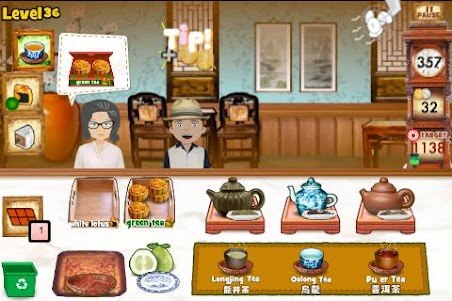 Mooncake Shop Mini Bake Tycoon 1.10.5 screenshot 3