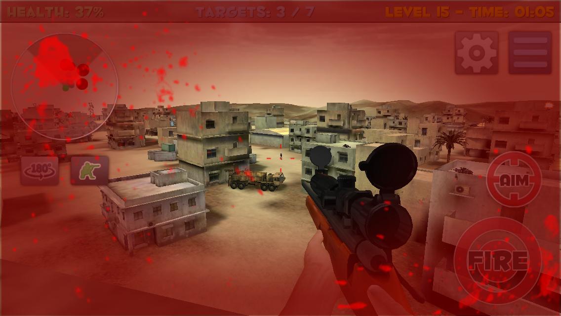 sniper assassin mod apk 1.3