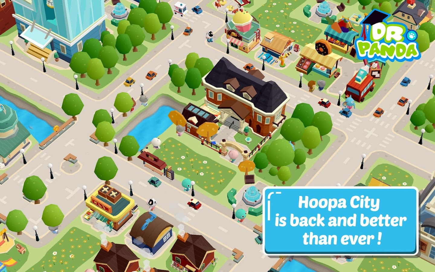 Hoopa City 2 19 1 87 APK Download - Android Simulation Games