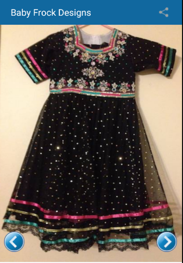 c0ba125850fc Hand Stitched Baby Frocks 2016 1 APK Download - Android Lifestyle Apps