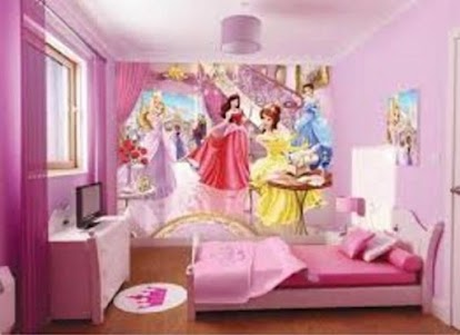 Princess Bedroom Ideas 1.0 screenshot 5