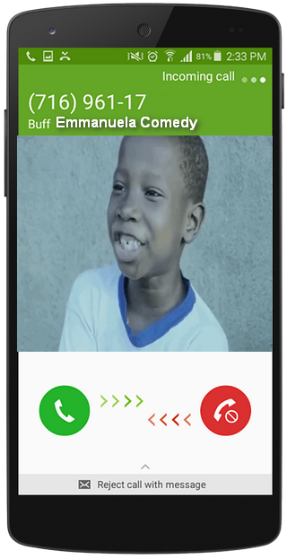 Call From Emmanuella Mark Angel 1 0 APK Download - Android
