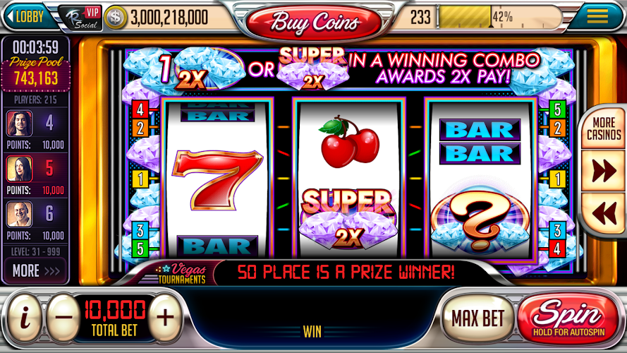 Old town casino slot
