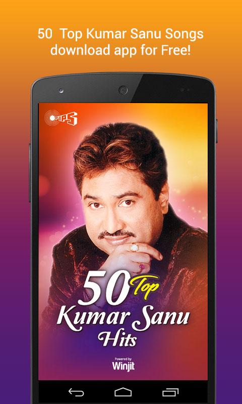 50 Top Kumar Sanu Songs 1 0 0 3 Apk Download Android Entertainment